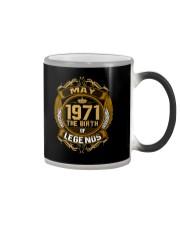 May 1971 The Birth of Legends Color Changing Mug thumbnail