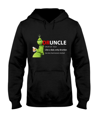 Druncle-grinch