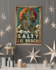 Poster Mermaid salty lil 24x36 Poster lifestyle-holiday-poster-1