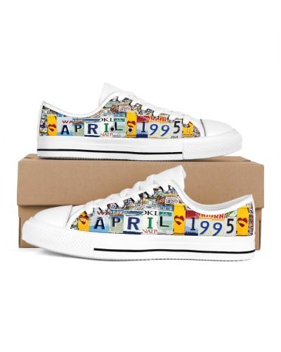 April 95 Shoes lowtop