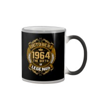 October 1964 The Birth of Legends Color Changing Mug thumbnail