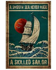 Poster Mermaid a smooth sea 24x36 Poster front
