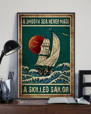 Poster Mermaid a smooth sea 24x36 Poster lifestyle-poster-2