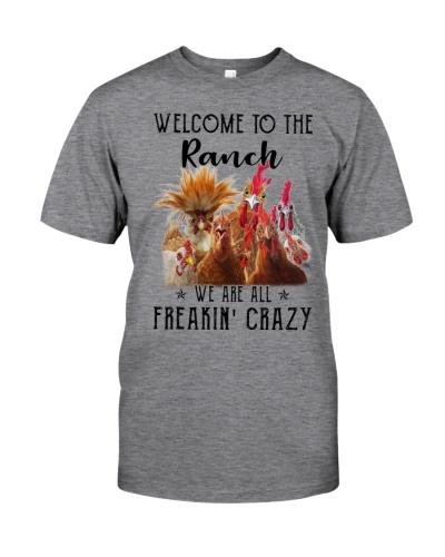 Cock- freakin' crazy