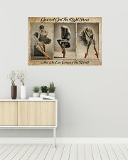 Poster Ballet give a girl 36x24 Poster poster-landscape-36x24-lifestyle-01