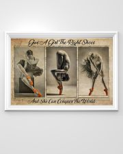 Poster Ballet give a girl 36x24 Poster poster-landscape-36x24-lifestyle-02