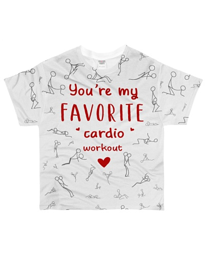 You are my favorite cardio