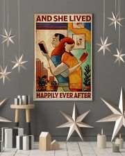 Poster Book Couple Live Happily 24x36 Poster lifestyle-holiday-poster-1