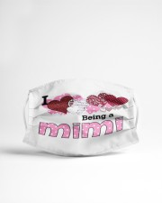 Mom and Grandma package 5 Cloth face mask aos-face-mask-lifestyle-22