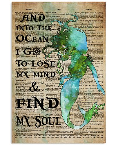 Poster Mermaid and find