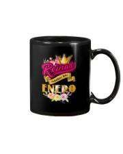 Enero Reinas nacen Mug thumbnail