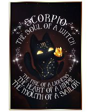 Poster Scorpio 24x36 Poster front