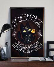 Poster Scorpio 24x36 Poster lifestyle-poster-2
