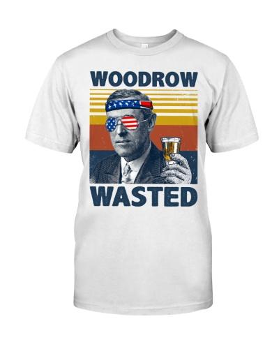 Funny Woodrow drinkin