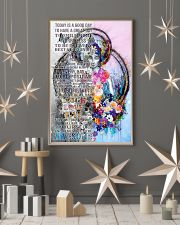 Poster Yoga awesome 24x36 Poster lifestyle-holiday-poster-1