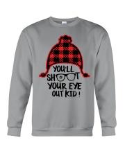family your eye Crewneck Sweatshirt front