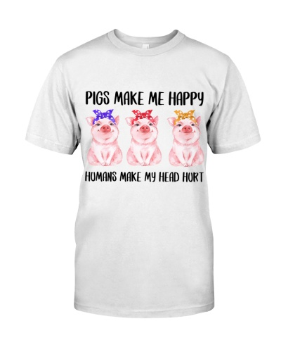 pig make me happy