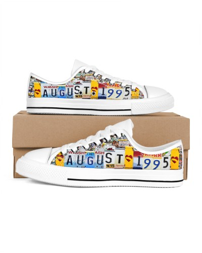 August 95 Shoes lowtop