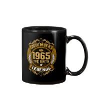 December 1965 The Birth of Legends Mug thumbnail