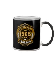 December 1965 The Birth of Legends Color Changing Mug thumbnail