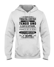 Septiembre -existen Hooded Sweatshirt thumbnail