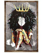 Poster black queen 1 24x36 Poster front