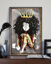 Poster black queen 1 24x36 Poster lifestyle-poster-2
