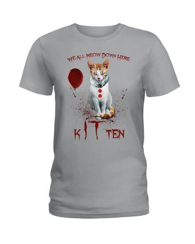 halloween cats kitten