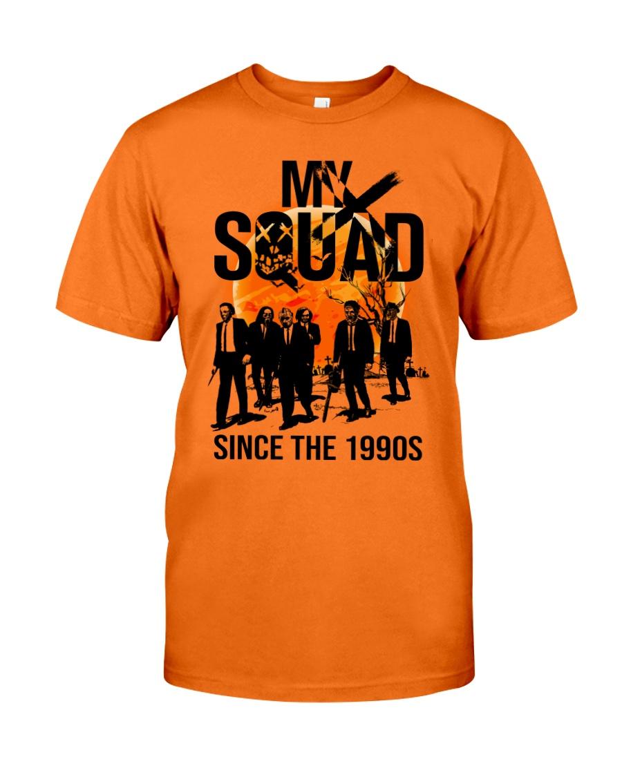 Corgi Cool Wind Classic T-Shirt