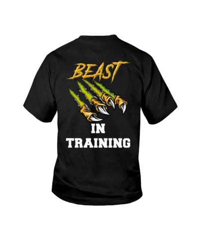 beast in training