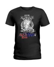 12-women australian Ladies T-Shirt front