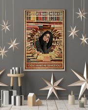 Poster Book glasses make me sexy 24x36 Poster lifestyle-holiday-poster-1