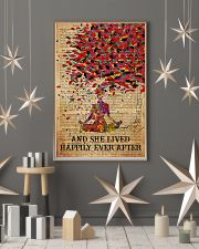 Poster Yoga happily 3 24x36 Poster lifestyle-holiday-poster-1