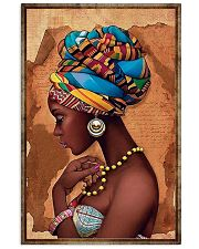 Poster black queen 4 24x36 Poster front