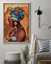 Poster black queen 4 24x36 Poster lifestyle-poster-1