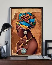 Poster black queen 4 24x36 Poster lifestyle-poster-2