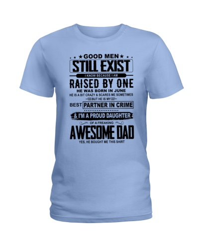 June Awesome Dad