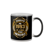 agosto 1993 - Siendo Increible Color Changing Mug thumbnail