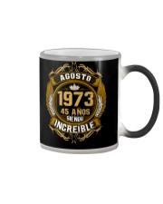 agosto 1973 - Siendo Increible Color Changing Mug thumbnail