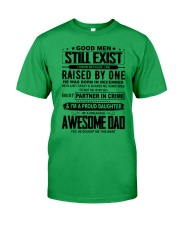 December Awesome Dad Classic T-Shirt thumbnail