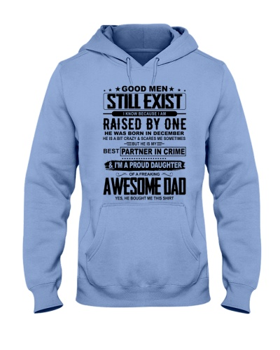 December Awesome Dad