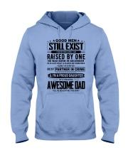 December Awesome Dad Hooded Sweatshirt thumbnail