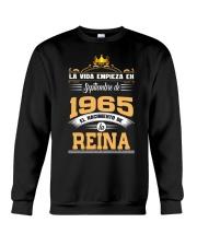 Septiembre 1965 Reina Crewneck Sweatshirt thumbnail