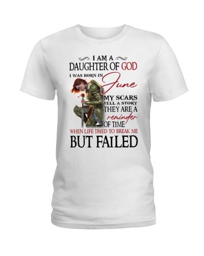 June daughter of god