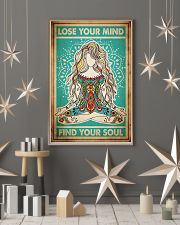 Poster Yoga lose your mind 24x36 Poster lifestyle-holiday-poster-1