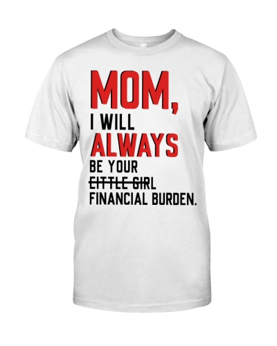 Mom-financial burden