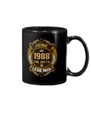 June 1988 The Birth of Legends Mug thumbnail