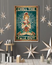 Poster Yoga chill out 24x36 Poster lifestyle-holiday-poster-1