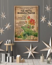 Poster Yoga metta 24x36 Poster lifestyle-holiday-poster-1