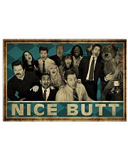 Poster Horizontal Movies Parks and Recreation 36x24 Poster front